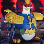 DreddPromo2 150x150 Cosplay Penguins Judge Dredd from Blind Mouse Toys