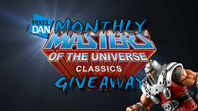 GiveawayTitle2 Pixel Dans Monthly Masters Giveaway: Win MOTUC Ram Man!
