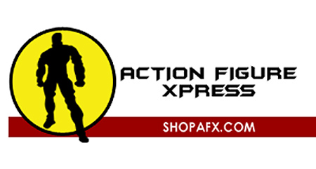 afx logo Sponsor Update: Please welcome Action Figure Xpress