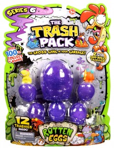 MOOSE TOYS - The Trash Pack - Series 6 12-Pack