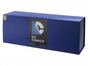 DCPaperweight 4PackSet PKG 300x225 Monogram International Comic Con Exclusive DC Paperweight Set